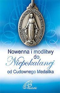 Nowenna i modlitwy do Niepokalanej od Cudownego Medalika -  UpominkiReligijne.pl