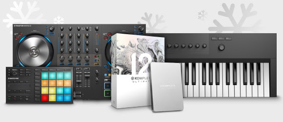 Komplete 12 Ultimate Holiday Giveaway
