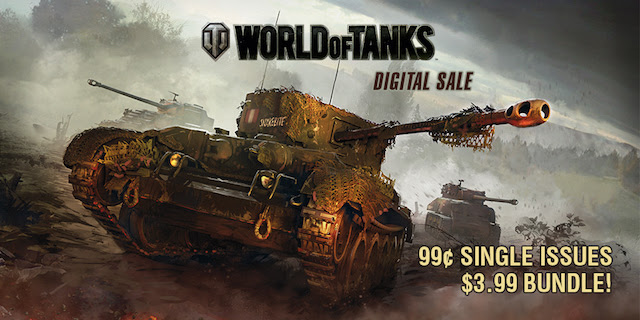 WORLD OF TANKS BUNDLE