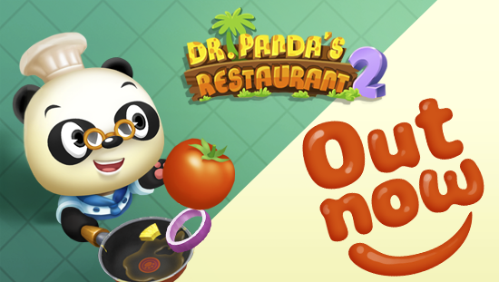 Dr. Panda's Restaurant 2 Out Now!