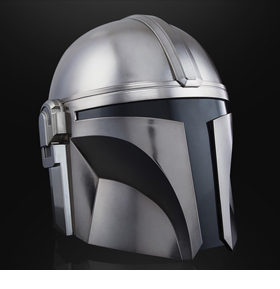 Star Wars: The Black Series The Mandalorian 1:1 Scale Wearable Helmet (Electronic)