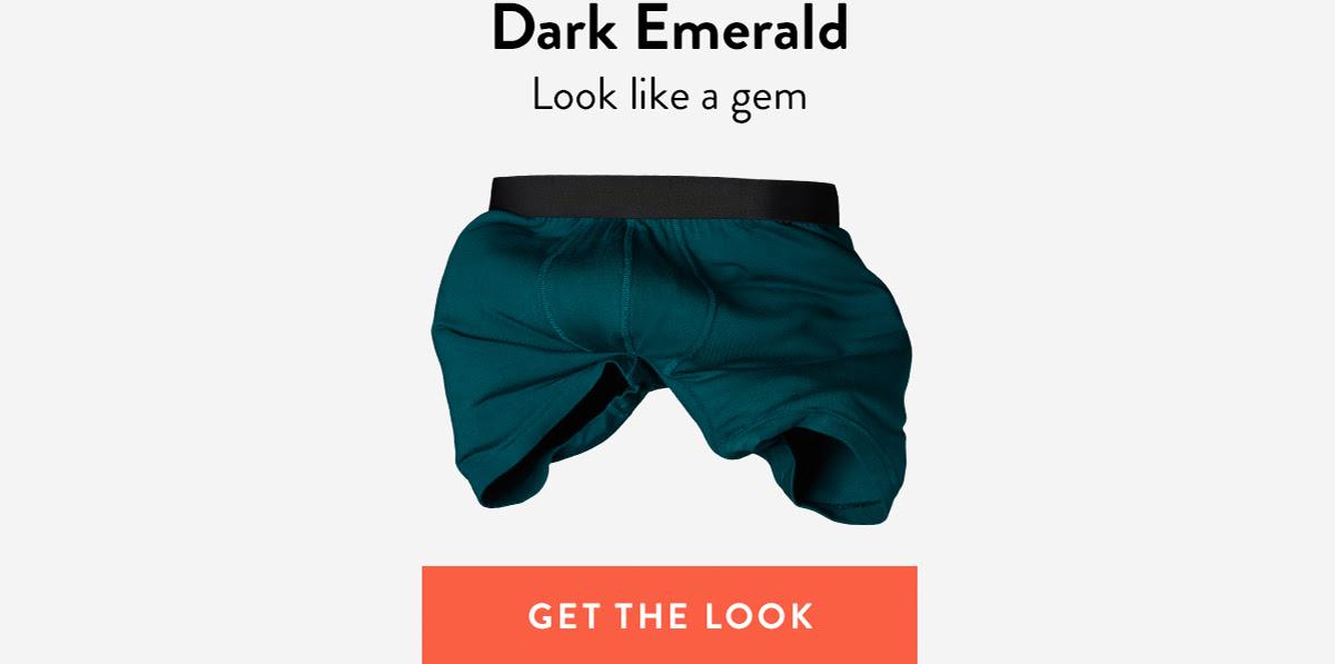 Dark Emerald Look like a gem | GET THE LOOK
