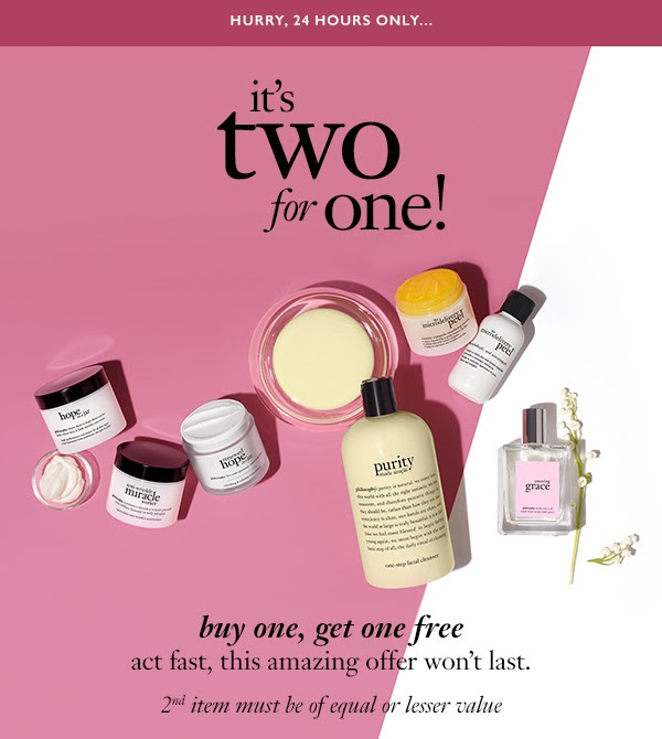 Receive your choice of 3-piece bonus gift with your 3 Products purchase