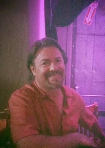 Dale DiGennaro at Silo_s to see Petty Theft Band.  July 2017