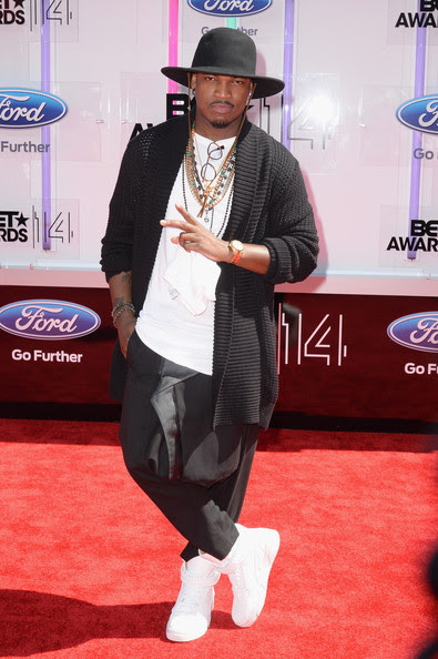 Recording artist Ne-Yo attends the BET AWARDS '14 at Nokia Theatre L.A. LIVE on June 29, 2014 in Los Angeles, California.