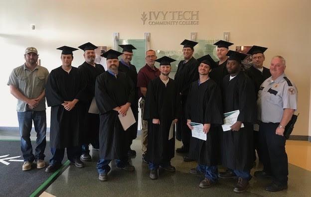 Welding Graduation