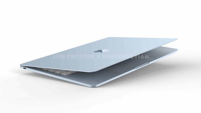 Apple está planejando novo MacBook Air para 2022