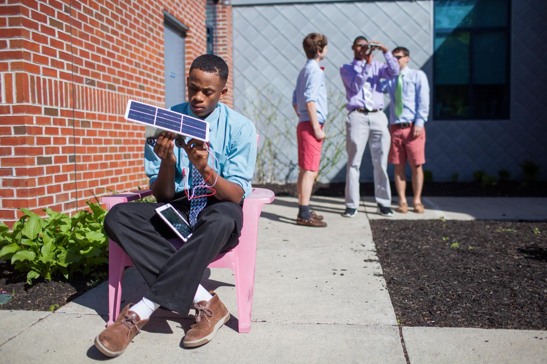 Solar Car Preparation