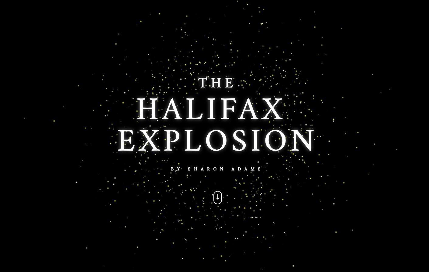 Halifax explosion thumbnail