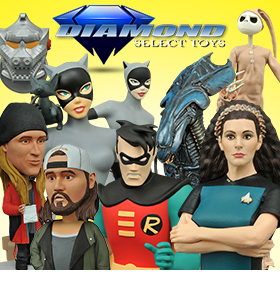 NEW DIAMOND SELECT PREORDERS