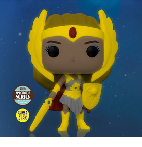 Pop! TV: Masters of the Universe Specialty Series - She-Ra (Glow-in-the-Dark)
