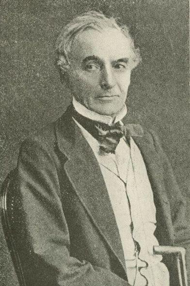 Fotografía de Prosper Mérimée (1803-1870)