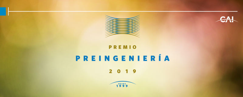 Premio Pre Ingeniería 2019