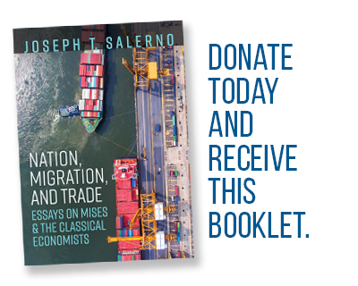 Donate today and receive this booklet