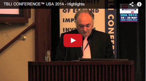 TBLI CONFERENCE™ USA 2014 - Highlights