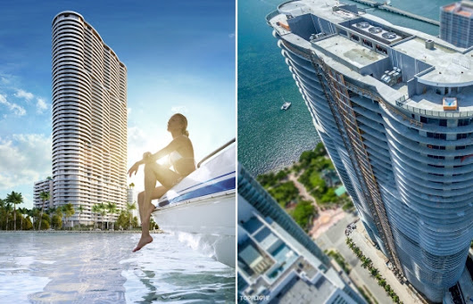 Aria on The Bay - New Construction!