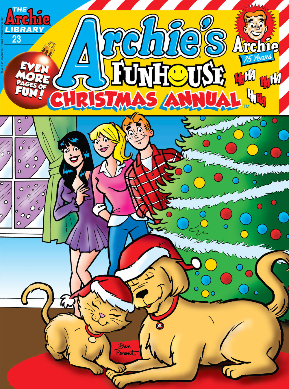 Subscribe to ARCHIE'S FUNHOUSE!
