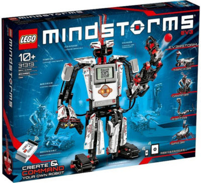 Lego Mindstorms EV3 - Kit Robótica Educativa