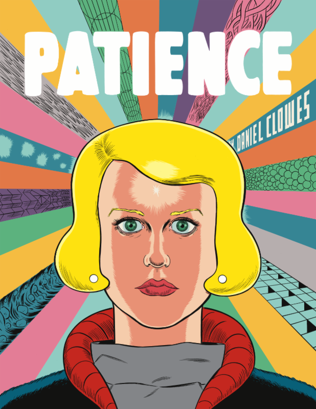 patience cover