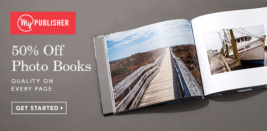 5 FREE Mini Photo Books + up t...