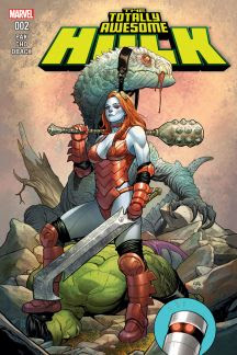 The Totally Awesome Hulk #2