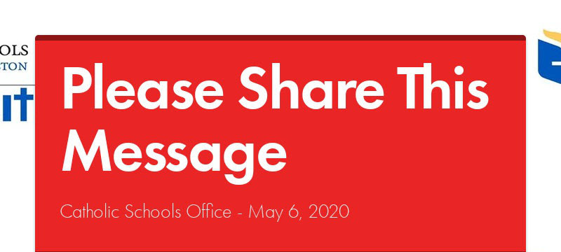 Please Share This Message