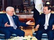 Se prevé que el presidente palestino participe en la inauguración de la Mezquita al-Fattah al-Alim y la Catedral de la Natividad de Cristo.