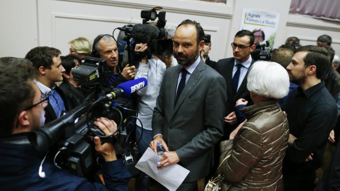 VIDEO. Quand le nouveau Premier ministre Edouard Philippe taclait Emmanuel Macron