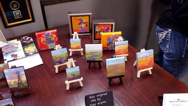 Original Art Miniatures