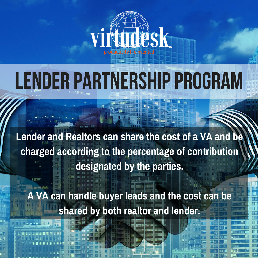 Lender Partnership Program