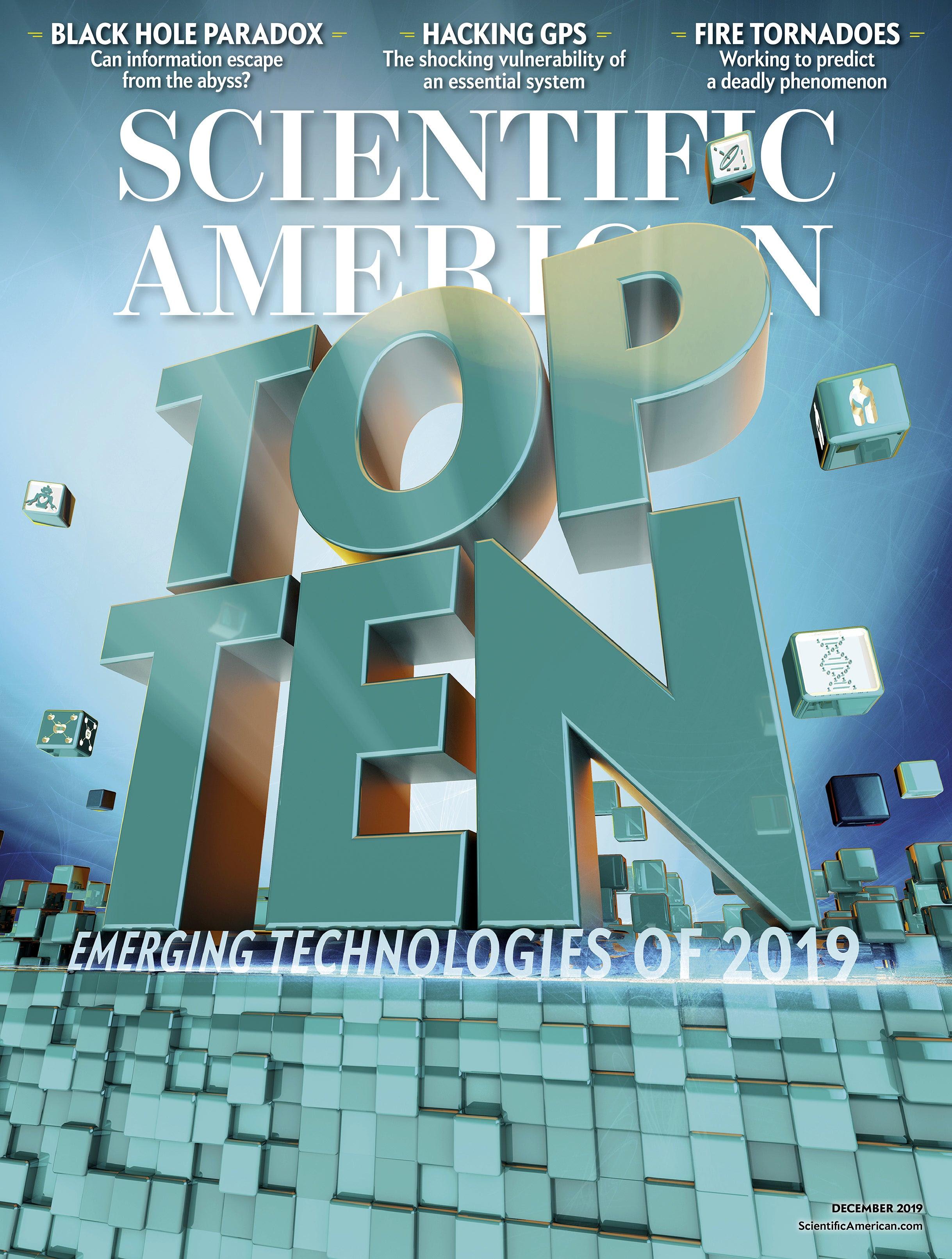 Scientific American Volume 321, Issue 6