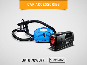 Car Accessories Upto 70% off