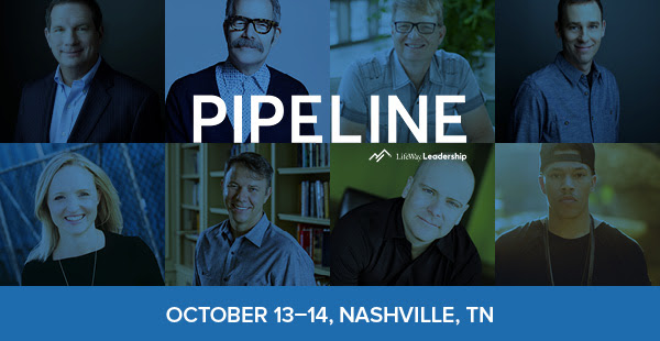 Pipeline Conference. October 13-14, Nashville, TN