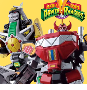 POWER RANGERS MINI-PLA