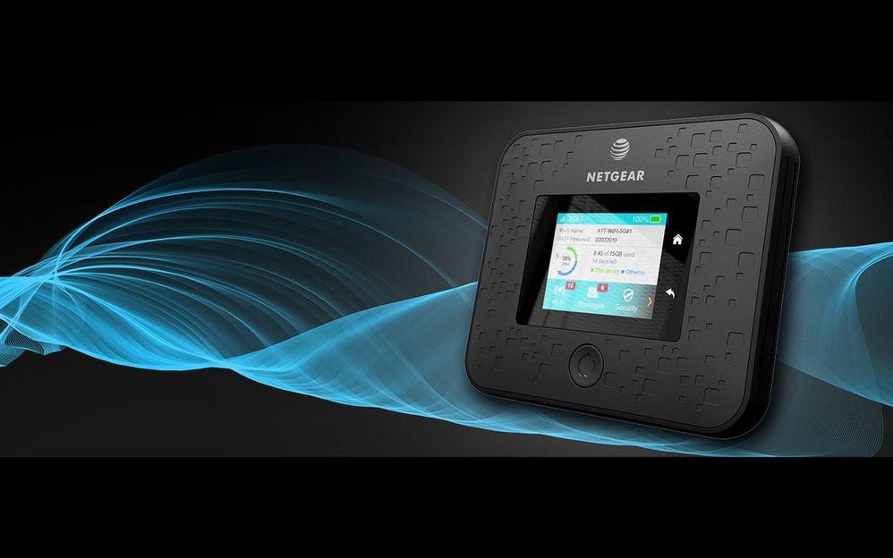 Nighthawk5GHotspot.100546 NETGEAR repousse les limites de la maison connectée grâce aux nouvelles technologies présentées au CES 2019 et introduit le Wi-Fi 6 sur son système Orbi