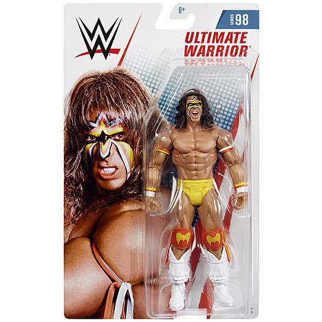 Image of WWE Basic Series 98 - Ultimate Warrior