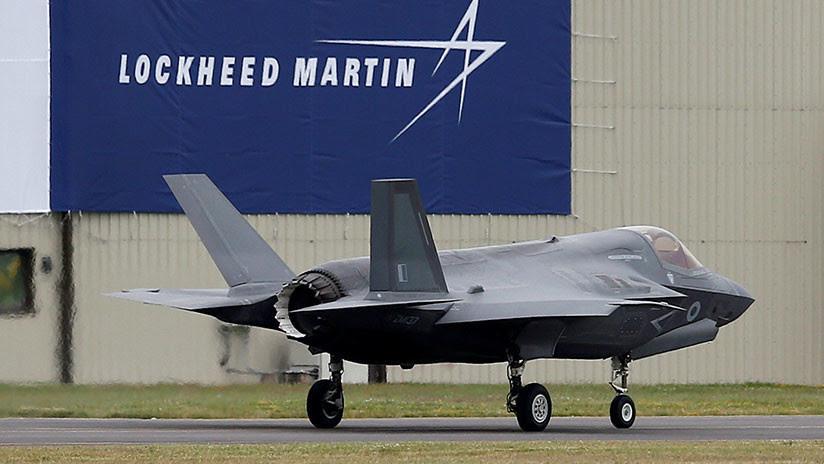Campaña fallida: Lockheed Martin recibe imágenes sangrientas en vez de