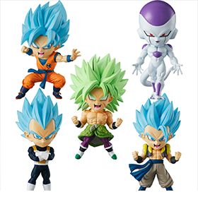 Dragon Ball Chibi Masters