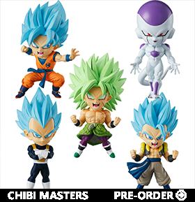 Dragon Ball Chibi Masters