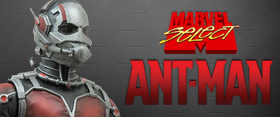 MARVEL SELECT ANT-MAN