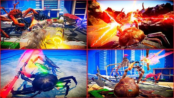 Fight Crab Screenshots