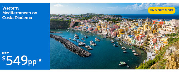 Western Med from $529