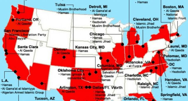 Elites Know! Sleeper Cells Activate All Across The United States!