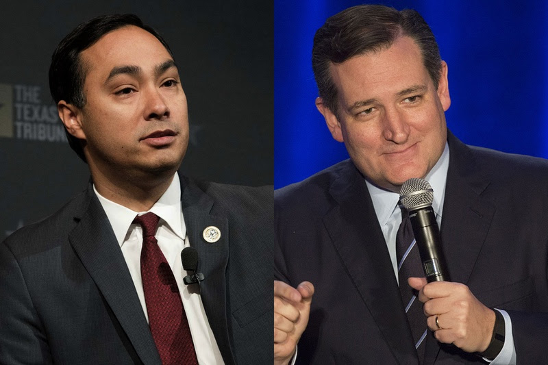 U.S. Rep. Joaquin Castro, D-San Antonio, has decided not to challenge U.S. Sen. Ted Cruz, R-Texas, in 2018.