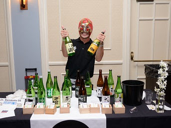 Sake Party – The Best SAKE DAY Ever? C