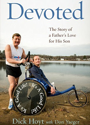 Love: The book written by Dick Hoyt about his incredible journey with his son