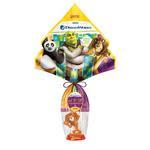 Ovo de Páscoa Garoto DreamWorks - Brindes Sortidos 150g