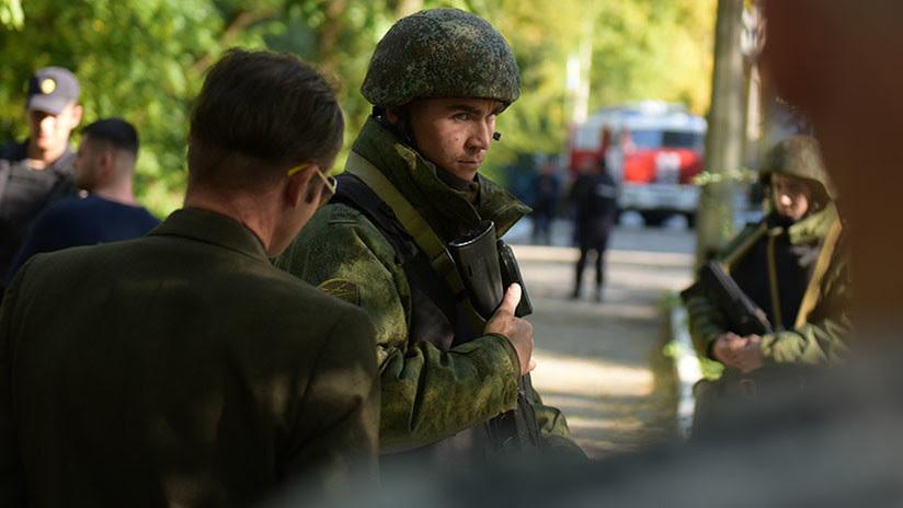 Masacre en una escuela técnica de Crimea deja 19 muertos y decenas de heridos: ¿Qué se sabe?