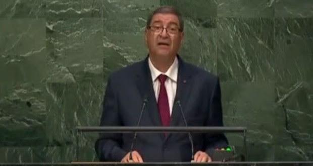 TÚNEZ: Presidente tunecino reitera apoyo de su país a los esfuerzos para alcanzar una solución política en Siria