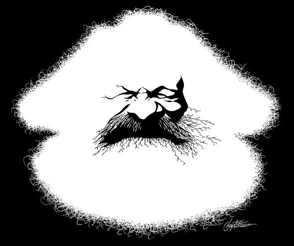 Baptistao Brasil Karl Marx